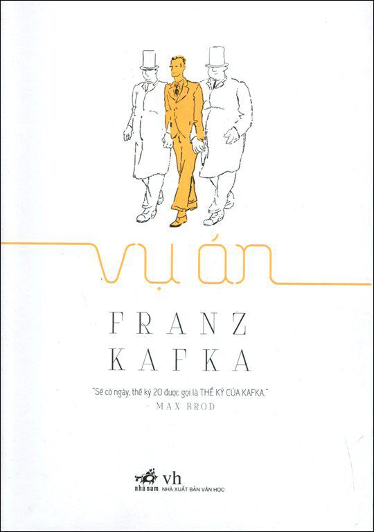Bìa sách Vụ Án