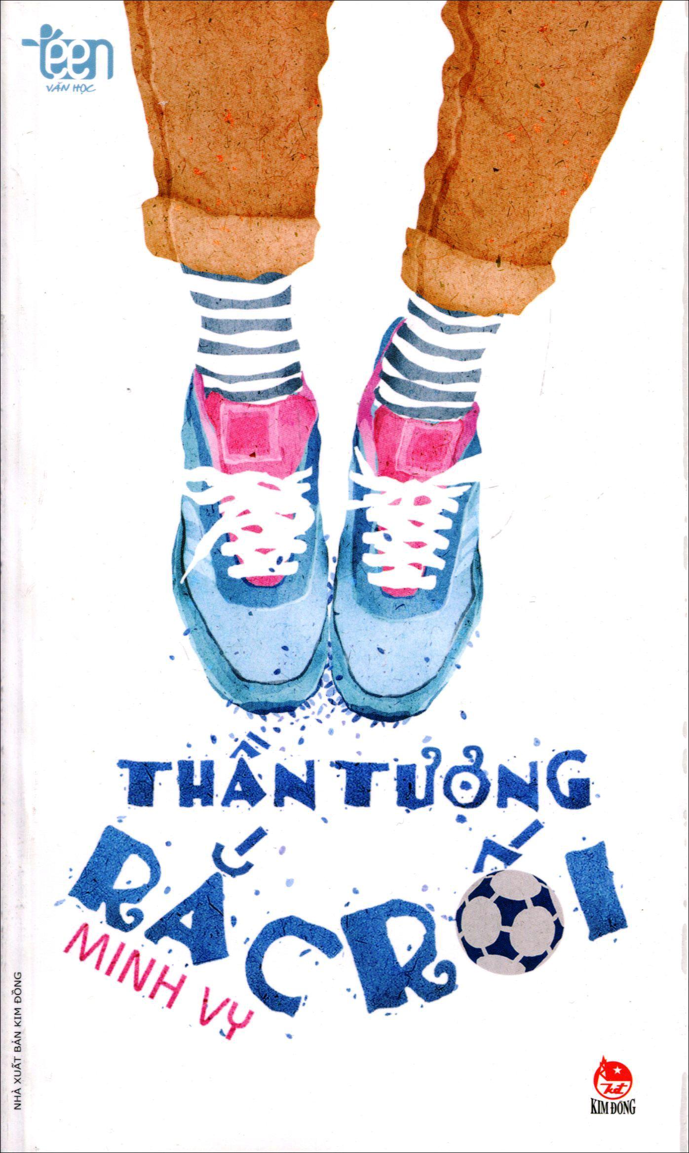 Bìa sách Văn Học Teen - Thần Tượng Rắc Rối