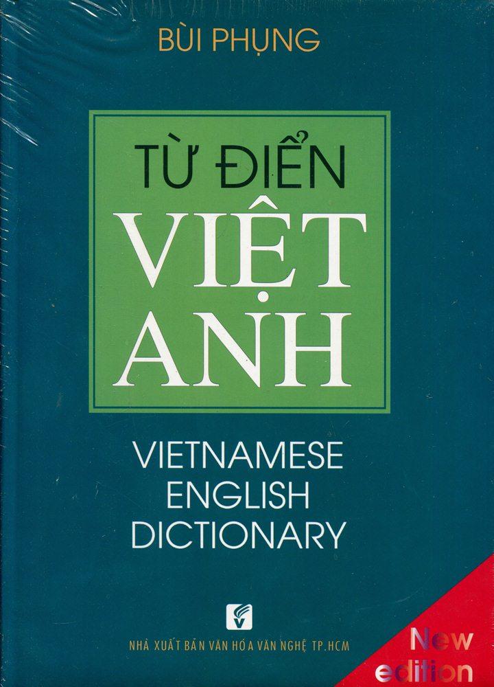 Bìa sách Từ Điển Việt - Anh (350 000 Từ)