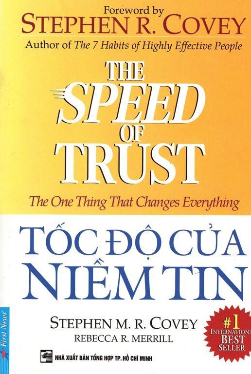 Bìa sách Tốc Độ Của Niềm Tin (Tái Bản 2016)