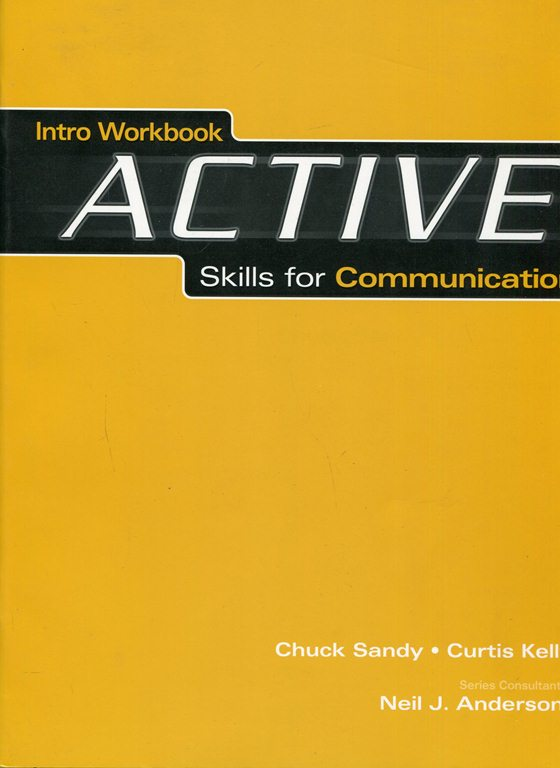 Bìa sách Active Skills For Communication Intro: Workbook - Paperback