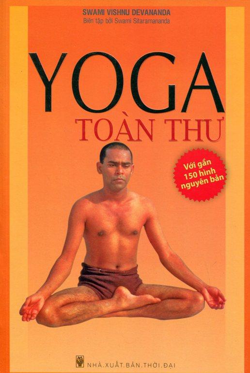 Bìa sách Yoga Toàn Thư