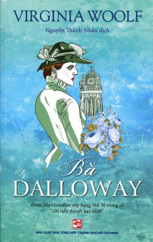 Bìa sách Bà Dalloway