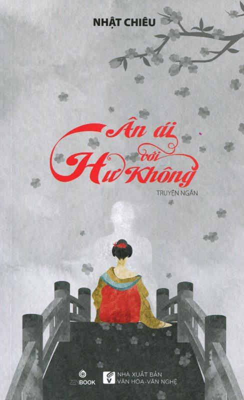 Bìa sách Ân Ái Với Hư Không