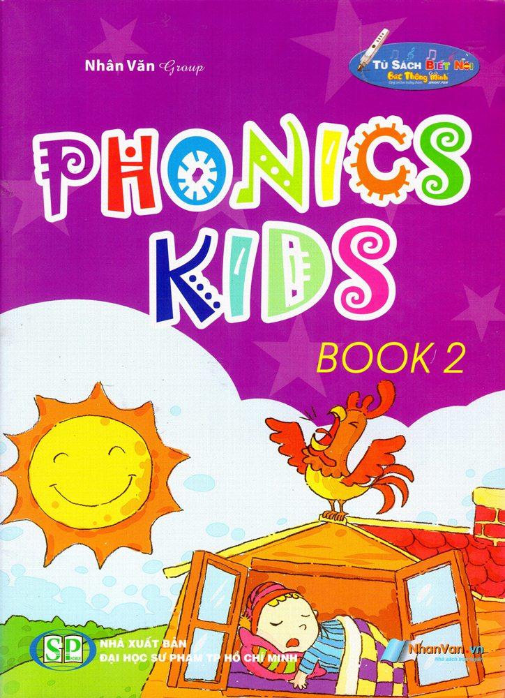 Bìa sách Phonics Kids (Book 2)