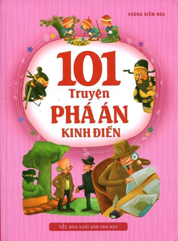 Bìa sách 101 Truyện Phá Án Kinh Điển