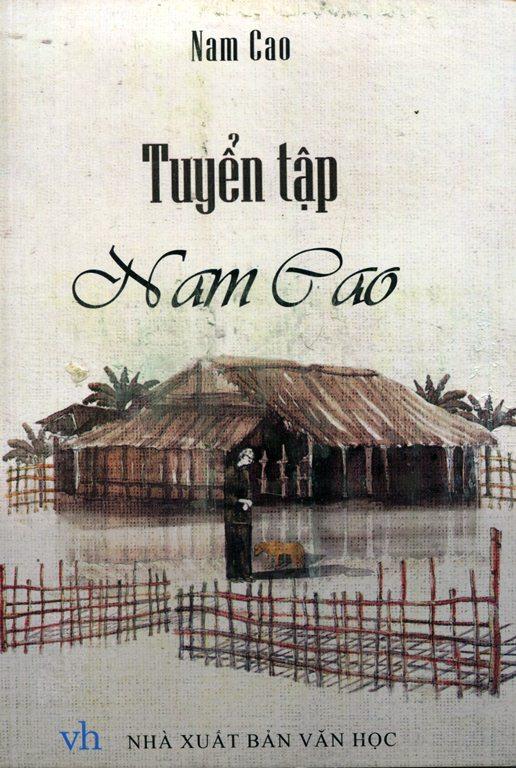 Bìa sách Tuyển Tập Nam Cao