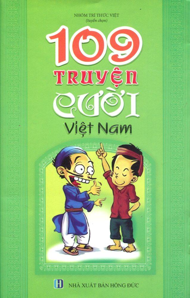 Bìa sách 109 Truyện Cười Việt Nam