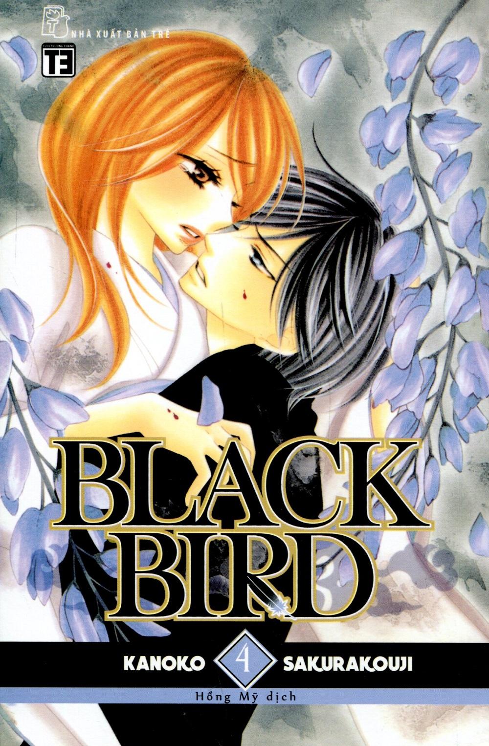 Bìa sách Black Bird - Tập 4