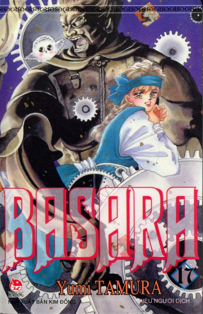 Bìa sách Basara - Tập 17