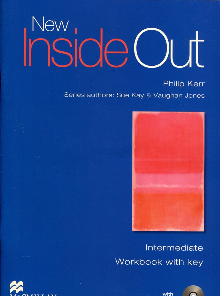 Bìa sách New Inside Out Inter: Workbook With Key With CD-Rom - Paperback
