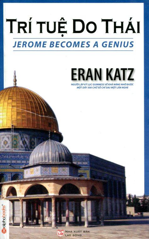 Bìa sách Trí Tuệ Do Thái (Tái Bản 2015)