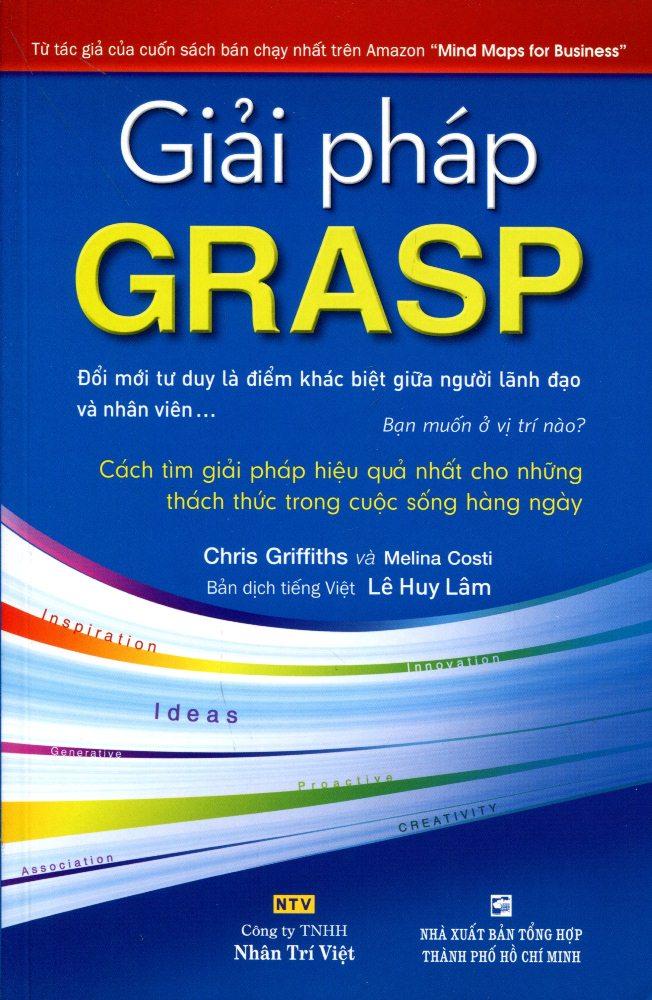 Bìa sách Giải Pháp GRASP