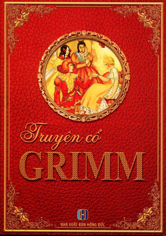 Bìa sách Truyện Cổ Grimm