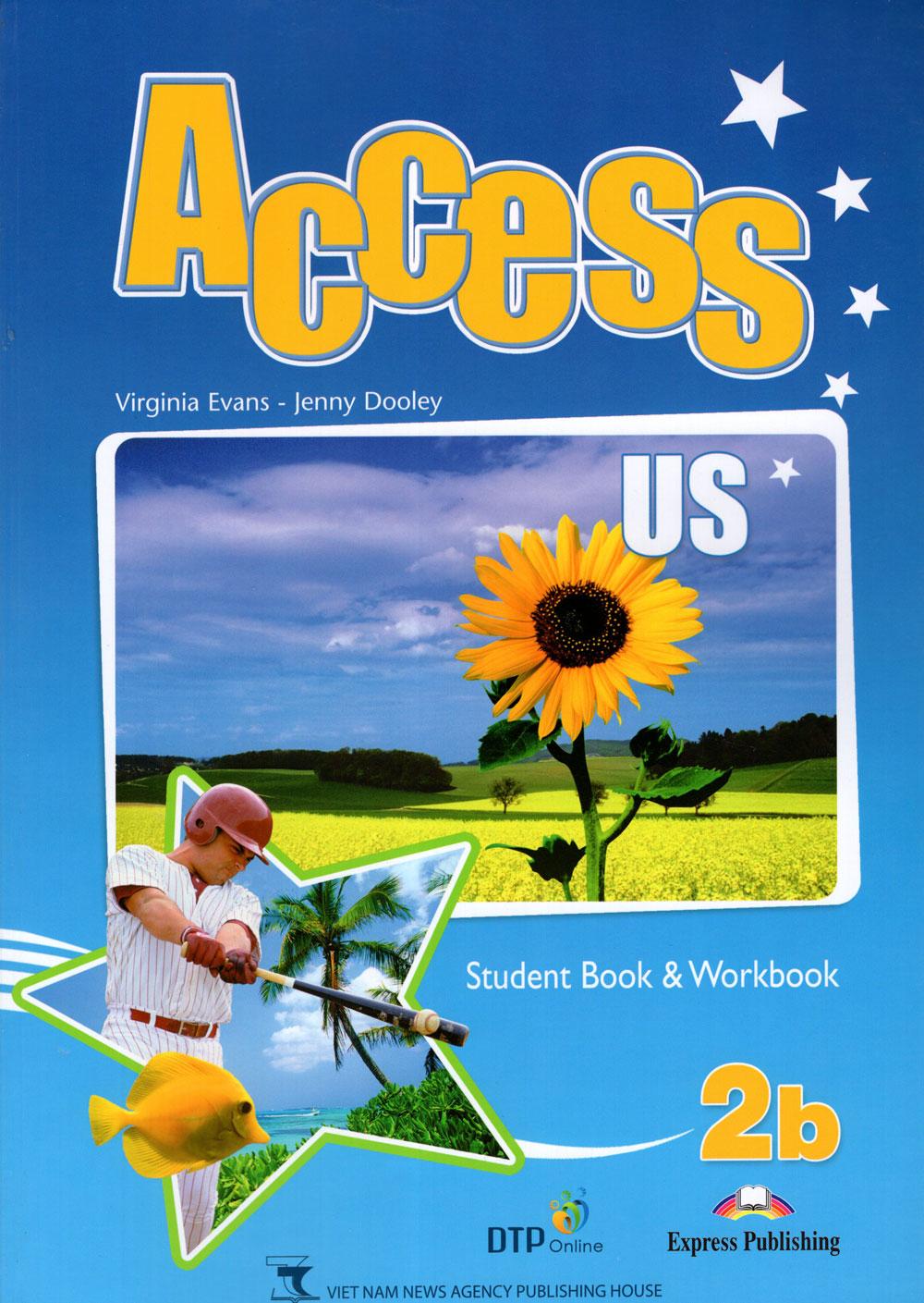 Bìa sách Access US 2B Student