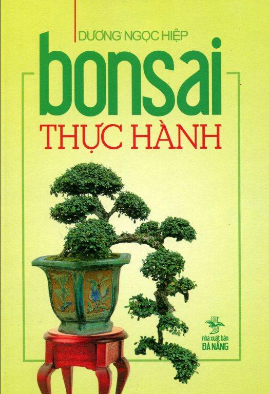 Bìa sách Bonsai Thực Hành