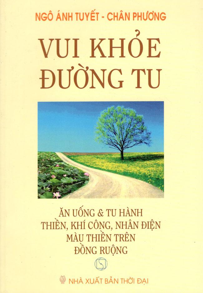 Bìa sách Vui Khỏe Đường Tu