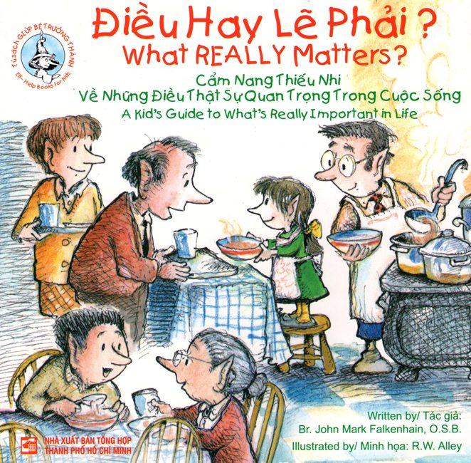 Review sách Điều Hay Lẽ Phải ? (Song Ngữ Anh – Việt)