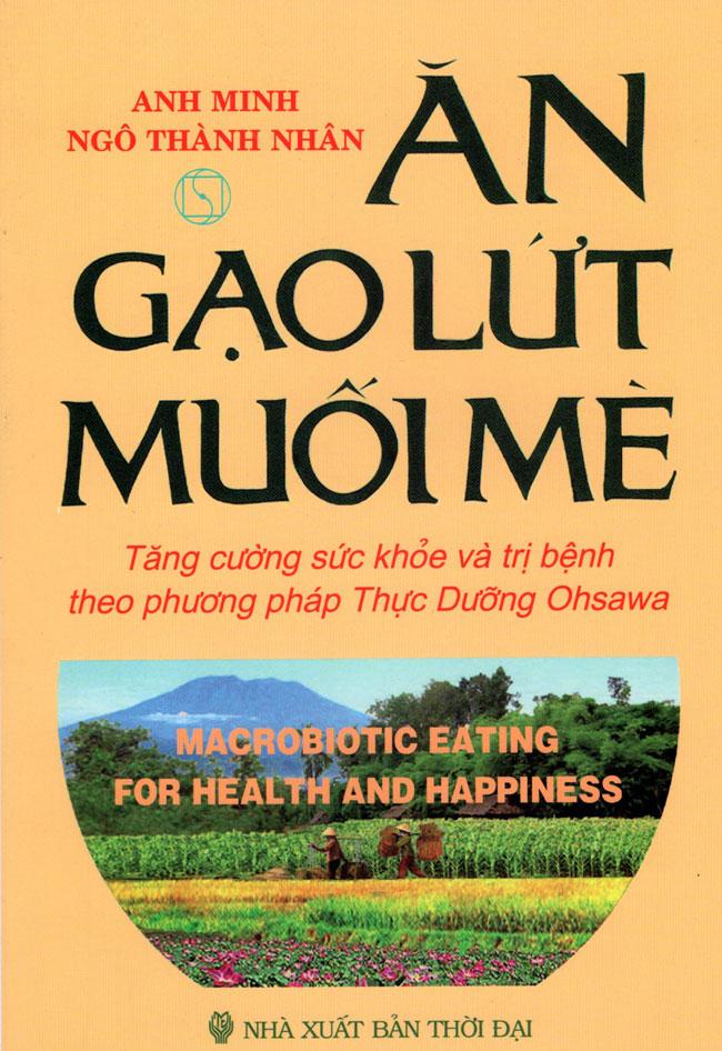 Bìa sách Ăn Gạo Lứt Muối Mè