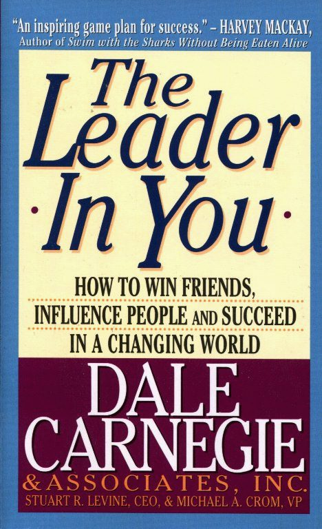 Review sách The Leader In You (Mass Market Paperback)
