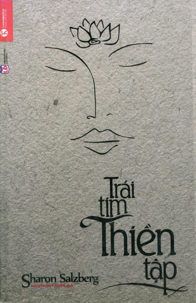 Bìa sách Trái Tim Thiền Tập (Tái Bản)