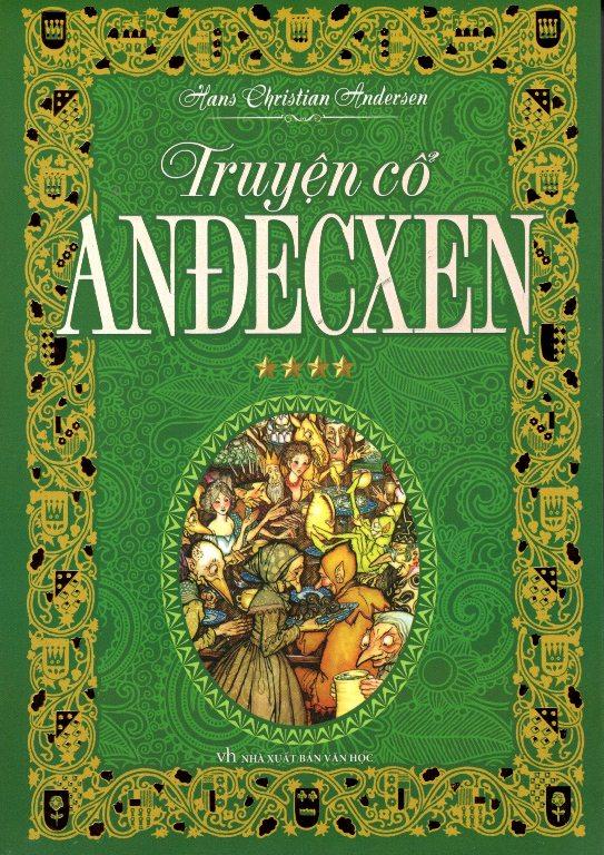 Bìa sách Truyện Cổ Anđecxen (Tập 4)