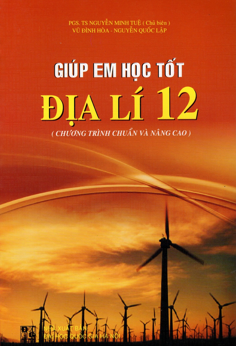 Bìa sách Giúp Em Học Tốt Địa Lí Lớp 12