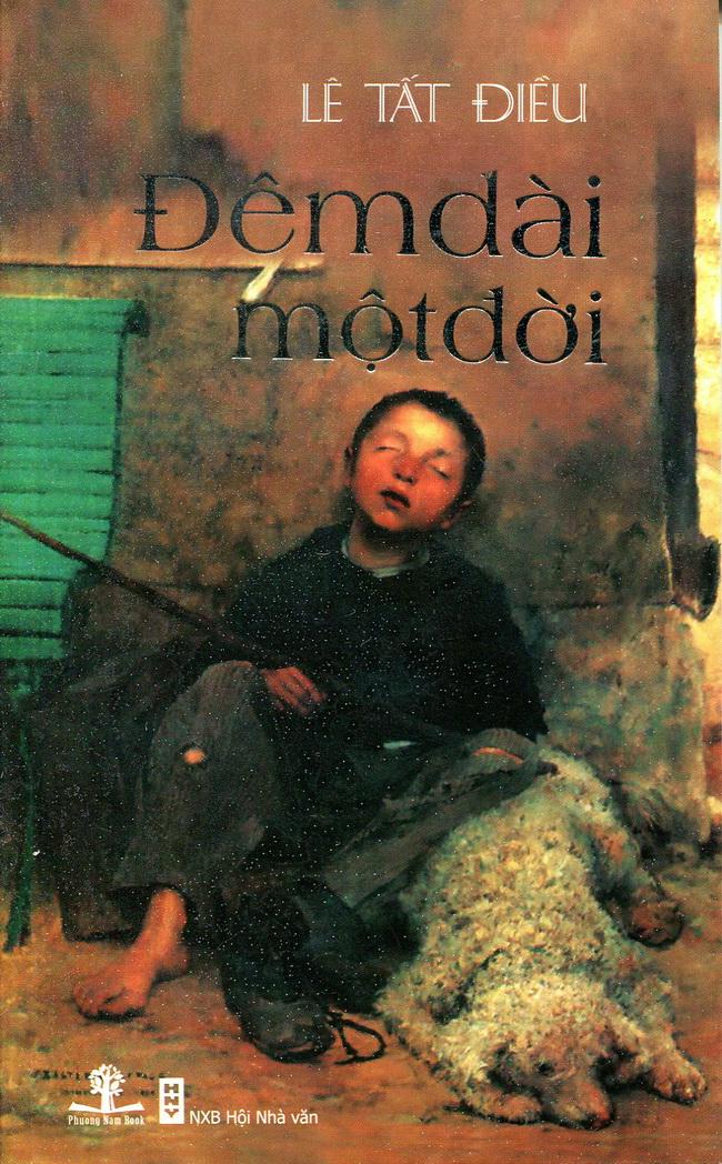 Bìa sách Đêm Dài Một Đời