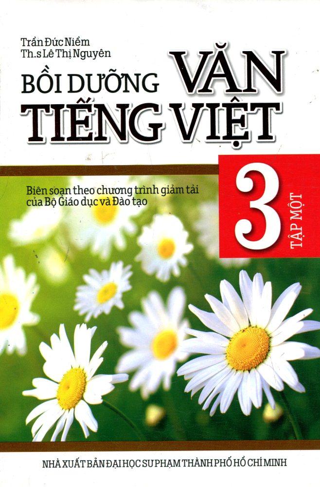 Bìa sách Bồi Dưỡng Văn Tiếng Việt Lớp 3 (Tập 2)
