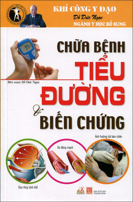 Khuyên đọc sách Khí Công Y Đạo - Chữa Bệnh Tiểu Đường (Tái Bản 2015)