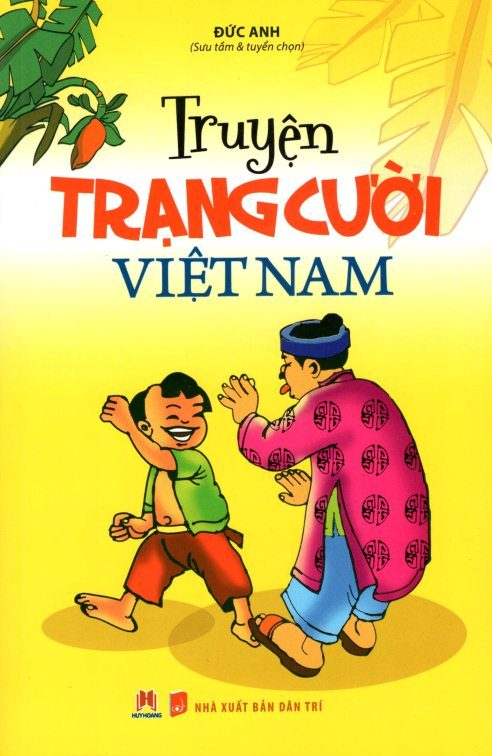 Bìa sách Truyện Trạng Cười Việt Nam