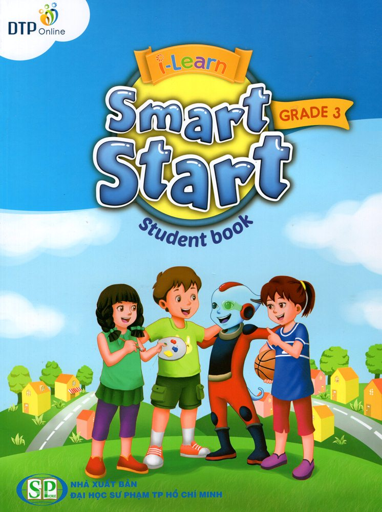 Bìa sách I-Learn Smart Start Grade 3 Student Book