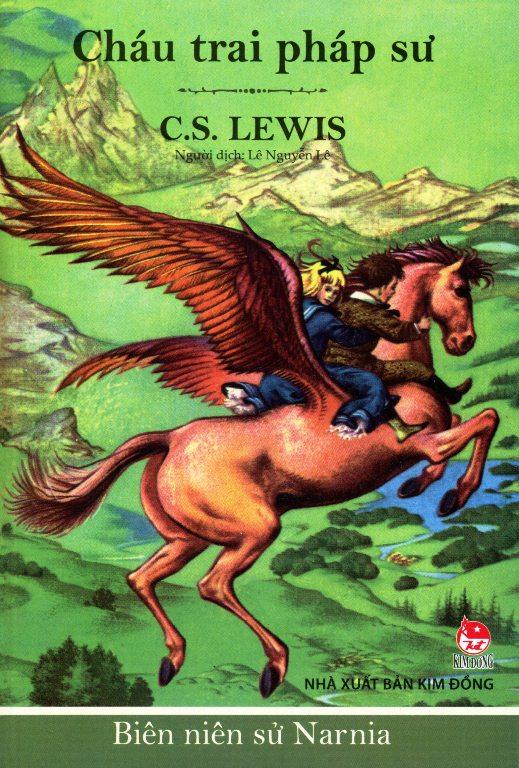 Bìa sách Biên Niên Sử Narnia (Tập 1) - Cháu Trai Pháp Sư