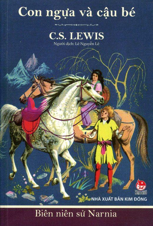 Bìa sách Biên Niên Sử Narnia (Tập 3) - Con Ngựa Và Cậu Bé