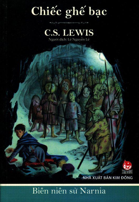 Bìa sách Biên Niên Sử Narnia (Tập 6) - Chiếc Ghế Bạc