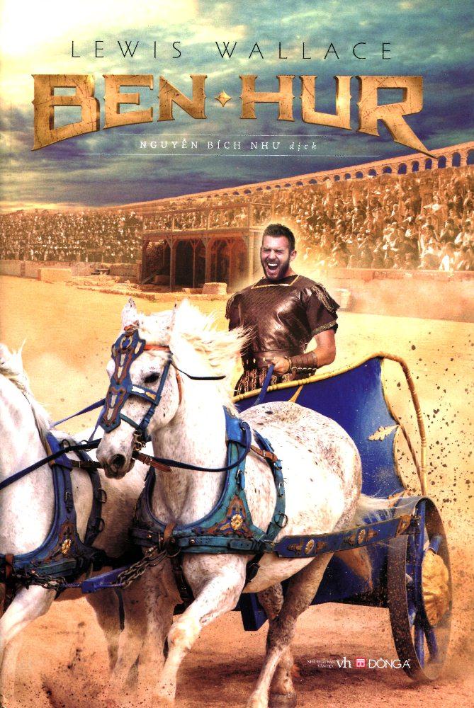 Bìa sách Ben - Hur