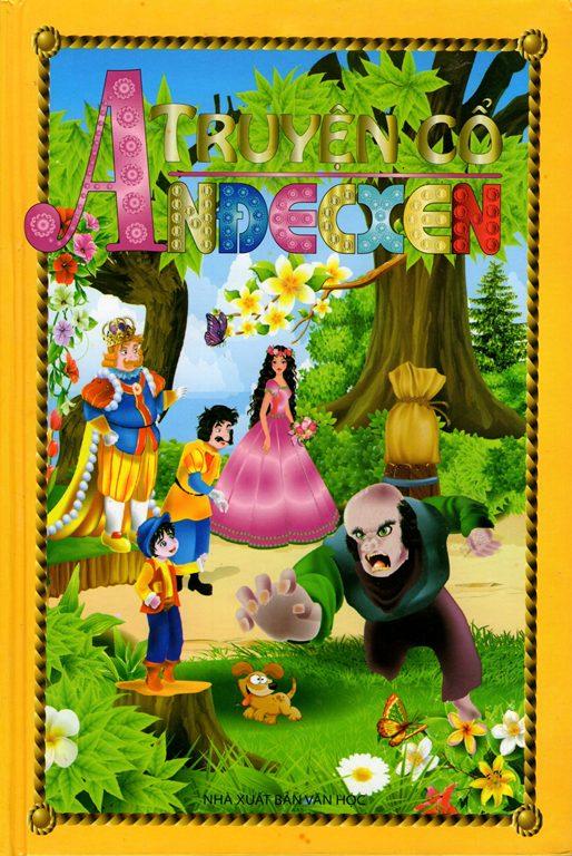 Bìa sách Truyện Cổ An Đec Xen