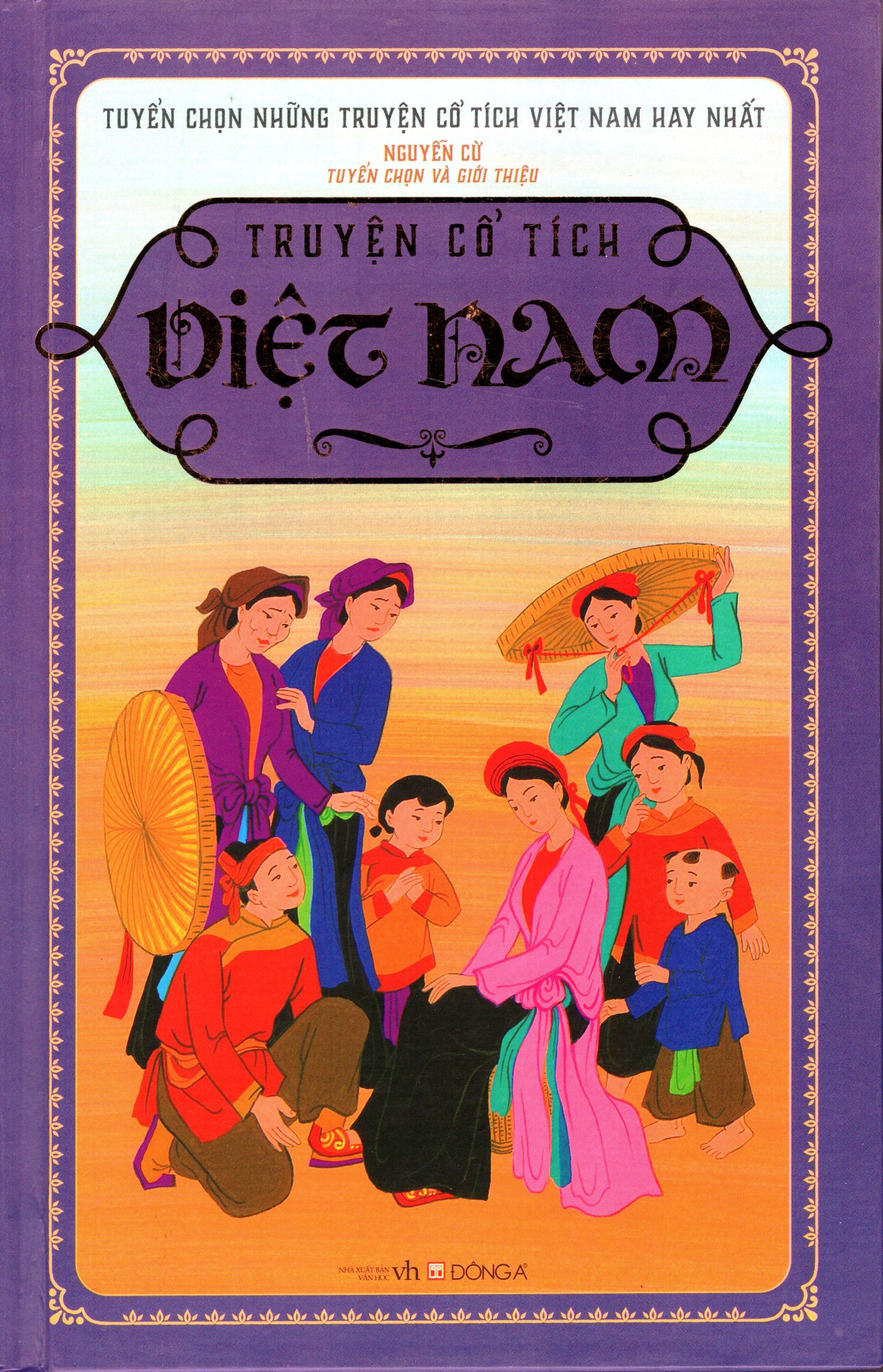Bìa sách Truyện Cổ Tích Việt Nam