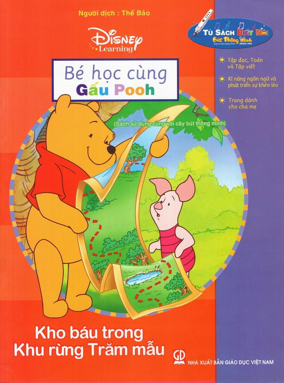 Bé Học Cùng Gấu Pooh: Kho Báu Trong Khu Rừng Trăm Mẫu