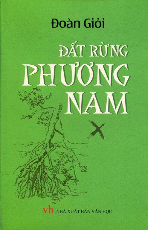 Bìa sách Đất Rừng Phương Nam (Trí Thức Việt)