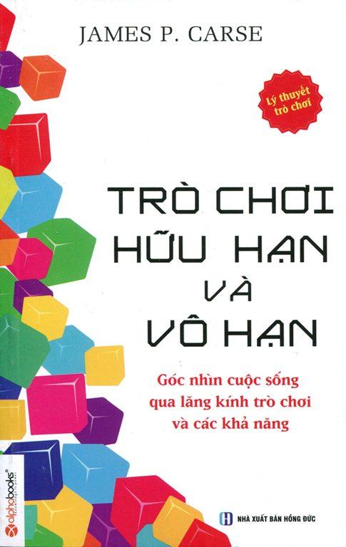 Bìa sách Trò Chơi Hữu Hạn Và Vô Hạn
