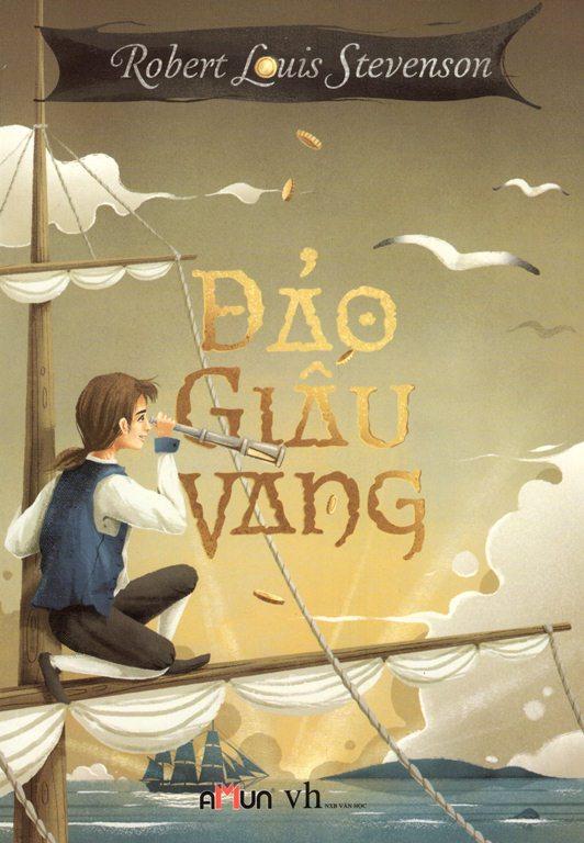 Bìa sách Đảo Giấu Vàng (Đinh Tị)