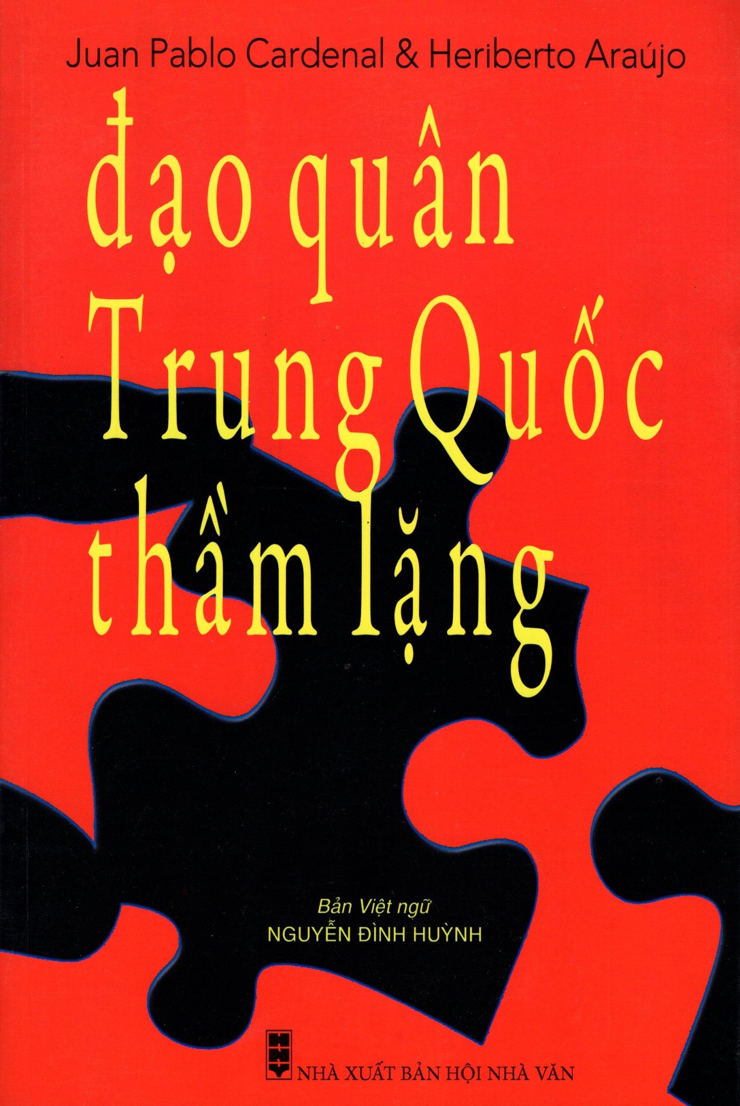 Bìa sách Đạo Quân Trung Quốc Thầm Lặng