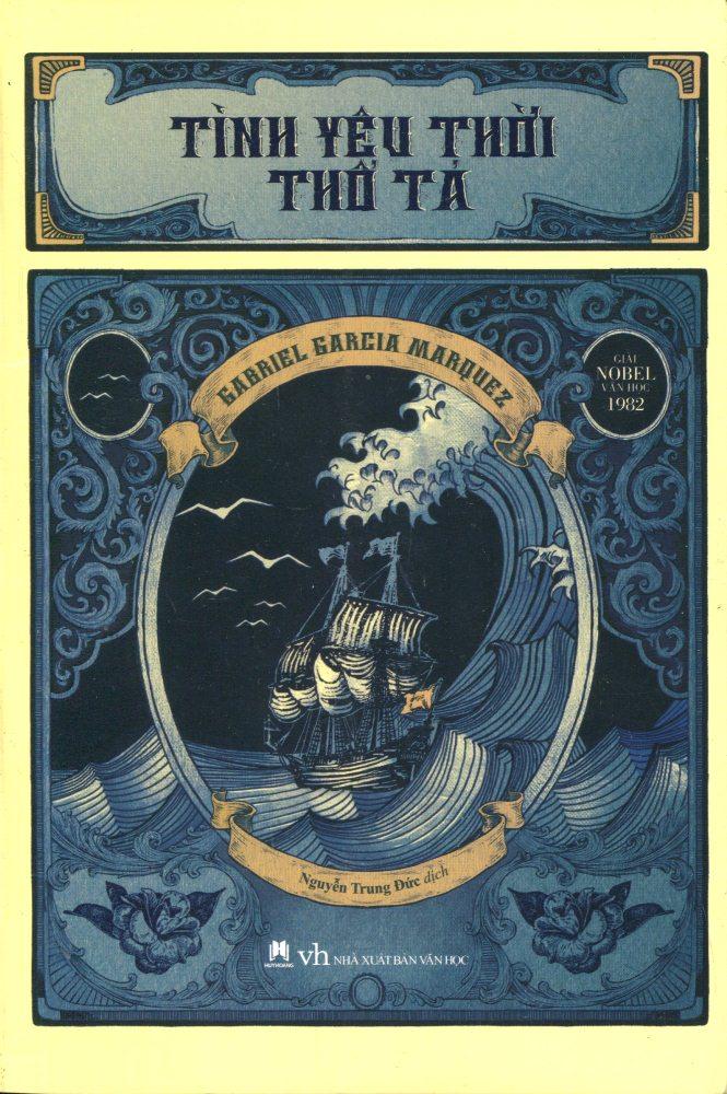 Bìa sách Tình Yêu Thời Thổ Tả (Huy Hoàng)