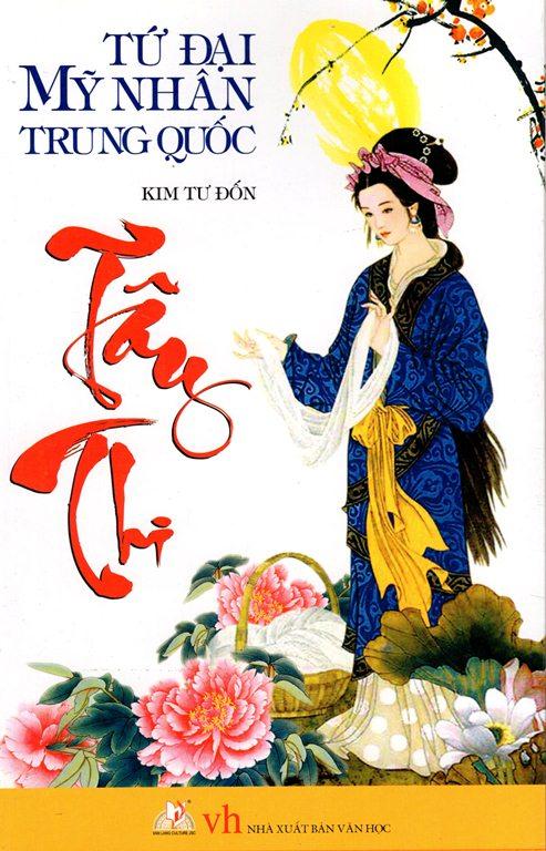 Bìa sách Tứ Đại Mỹ Nhân Trung Quốc - Tây Thi