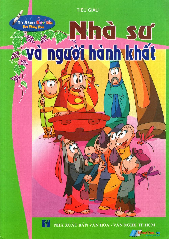 Bìa sách Tủ Sách Biết Nói: Nhà Sư Và Người Hành Khất