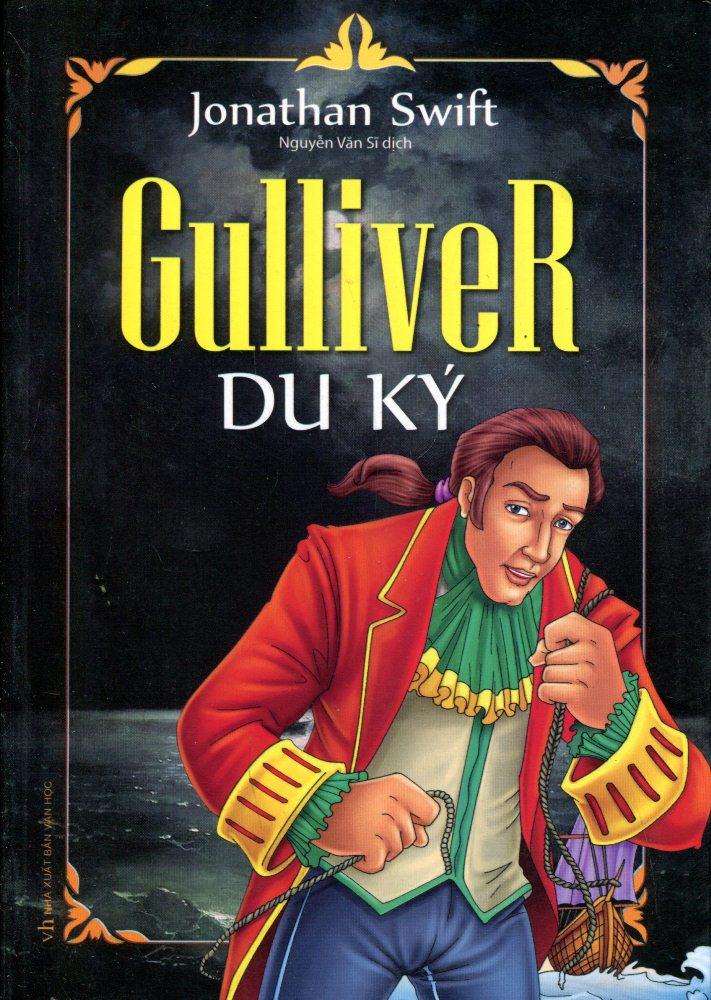Bìa sách Gulliver Du Ký