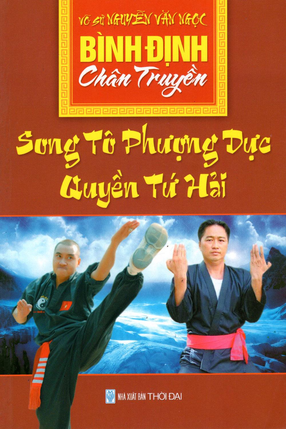 Bìa sách Bình Định Chân Truyền (Tập 2) - Song Tô Phượng Dực Quyền Tứ Hải