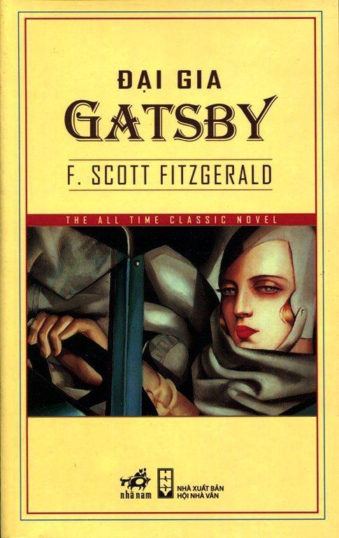 Bìa sách Đại Gia Gatsby (Tái Bản 2015)
