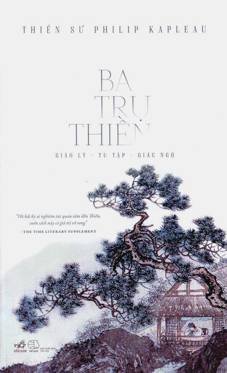 Bìa sách Ba Trụ Thiền